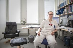 Agneta Romin, chef för länets kvinnokliniken ser stora fördelar med tidigare igångsättning.