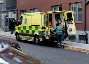 Ambulanser är inte taxibilar och ska inte heller utnyttjas som sådana.