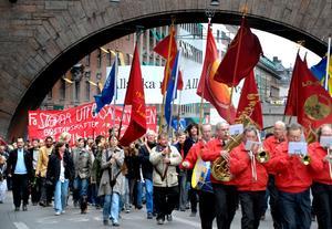 Obligatorisk? Om a-kassan görs obligatorisk riskerar fackföreningsrörelsen att försvagas.