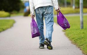 Du som är vuxen. Köp inte ut sprit åt ungdomar, uppmanar Sofia Haby, koordinator för Östersunds kommuns drogförebyggande arbete.