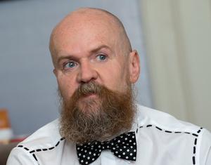 Söderhamns näringslivschef hoppas att Alexander Bards föreläsning kan inspirera Söderhamns företagare.