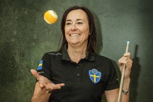 Sundsvallsbördiga Louise Furberg har tillhört Europaeliten i över tre decennier. I helgen har hon varit tillbaka i sin gamla hemstad.