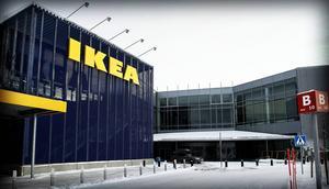 Många åker gärna de tio milen från Örnsköldsvik till Ikea i Umeå för att shoppa.