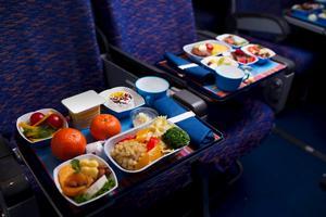 Det behövs mer umami i maten, enligt British Airways.