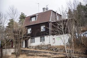 Huset på Birkavägen.
