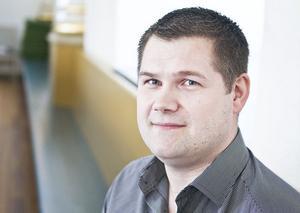 Anders Rosengren, kulturskolechef i Bollnäs.