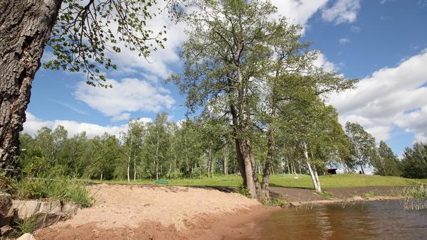 Här kommer Fagersta kommun att sätta upp skyltar som informerar om att badsugna bör avvakta med att hoppa i. Nya tester måste tas eftersom det finns en risk att vattnet är farligt att vistas i.