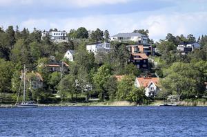 Efter skattehöjningen kommer kommunalskatten i Danderyd ändå vara fyra kronor lägre än Doroteas. Foto: Fredrik Sandberg / TT