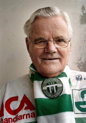 Kalle Rosenberg gick bort 7 januari 2010, 82 år gammal. Foto: Kristin Lidell