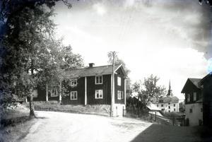 Bryggrgården. Bild: Lindesbergs kommuns kulturhistoriska arkiv.
