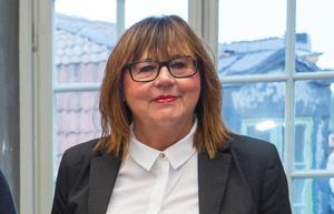 Marianne Samuelsson (L), ordförande i fritids- och kulturnämnden.