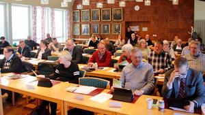 Det blir politikerna i kommunfullmäktige som fattar beslut om det blir nya miljoner till förskolebygget i Söråker.