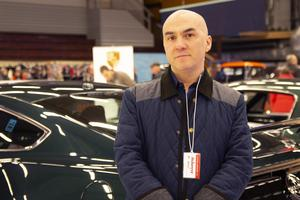 Alf Arbid är en av få ägare till en Ford Mustang Bullitt 2019.