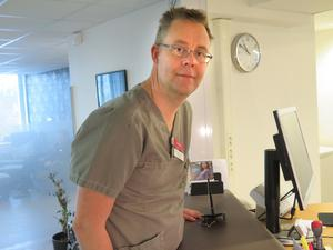 – Det har lugnat ned sig, vi behöver inget listningsstopp längre, säger Alexander Wirdby, hälsocentralen Eira.