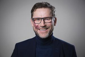 Norrskogs ordförande Stig Högberg är för en stark och enad skogsägarrörelse. Foto: Tina Stafrén