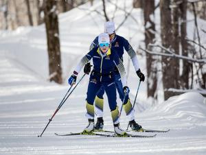Ebba Andersson är redo för OS.
