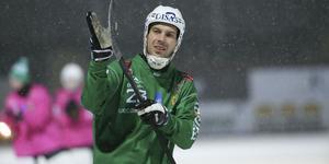 Fredrik Larsson. BILD: Sören Andersson/TT