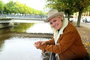 Erika Jonsson.