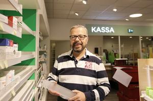Lasse Elofsson, säljspecialist: