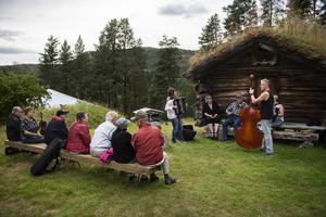 Spontana musikmöten är vad som bjuds på när Rafnastämman tar över Rafnasils kulturområde.