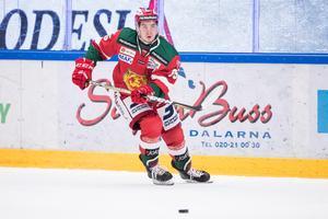 Michael Haga lånas ut från Mora till Djurgården. Bild: Daniel Eriksson/Bildbyrån