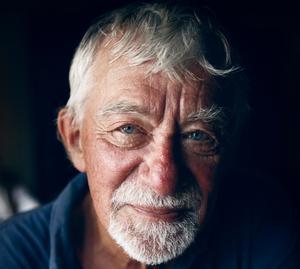 Författaren Lars Gustafsson gick bort den 2 april 2016 och lämnade efter sig uppemot hundra verk. Foto: Benjamin Gustafsson