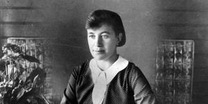Agnes von Krusenstjerna.
