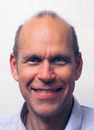 Martin Degerman, fil.mag. informatik, styrelseordförande FSL.