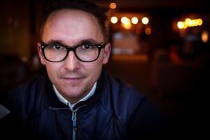 Tommy Halvarsson är marknad- och försäljningschef på Idre Fjäll.