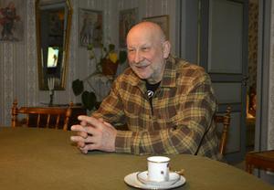 Sven-Gunnar Sivertsson, ordförande i Svenska Jägareförbundet Mittnorrland.