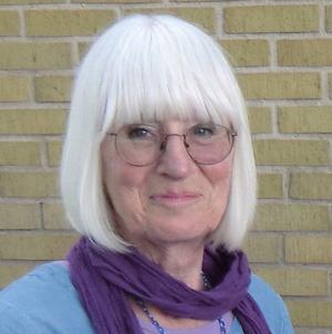 Maj-Britt Lundin (Haglund). Foto: Privat