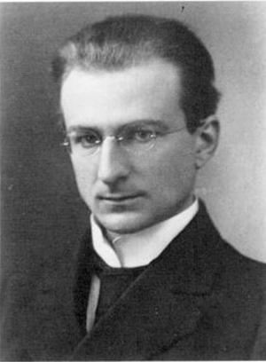 Adolf Phalén. Foto: Uppsala Universitetsbibliotek