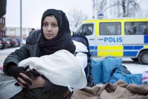 Invandringen till Sverige diskuteras numera i samhällsdebatten allt mer som en kostnad och en demografisk belastning. Foto: Jessica Gow / TT