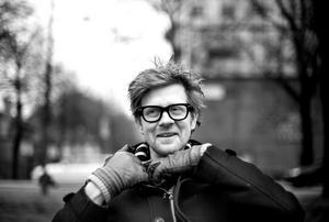 Komikern och programledaren Anders