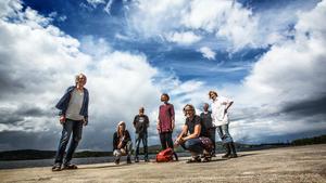 BILDEXTRA: Avgiftat industriområde blir arena för konst – vandra genom Norra Orienten i Bjärtrå