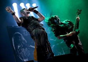 Dark Funeral kommer till Gamrocken 2018. Foto: Claudio Bresciani / SCANPIX