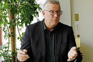 Mikael Källqvist, som varit VD för Mimer sedan hösten 2016, har själv ofta undrat varför huset står tomt.