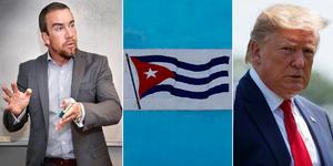 Norrtäljeprofilen och entreprenören Jan Emanuel Johansson behåller sina investeringar på Kuba. Bild: Måna J Roos/ TT AP Photo/ Desmond Boylan/ Caroline Kaster