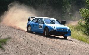 FOTO: Kurt Eliasson   Fullt ställ med Xsaran.