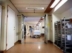 Medicinkliniken på Hudiksvalls sjukhus har länge tampats med personalbrist.
