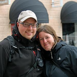 Jörn Henkelmann och Iris Bretschneider.