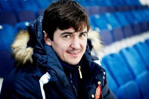 Sergej Lomanov i Chabarovsk förra året.