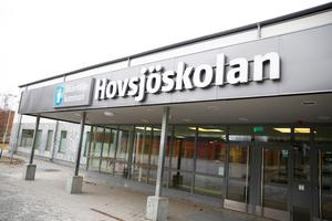 På Hovsjöskolan har gymnasiebehörigheten fördubblats de senaste sju åren.