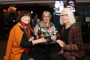 Cathrine Uggla, Birgit Winges och Boel Larsson: