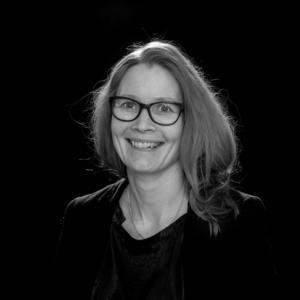 Länsmuseichef Jenny Samuelsson. Pressbild.