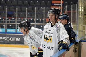 Andreas Falk blir assisterande tränare i HV71:s J20-lag.