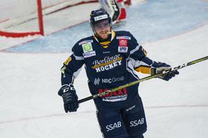 Rasmus Rundgren bjöd på ett klassmål fram till 2–2.