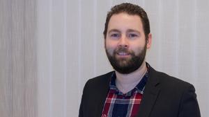 Tobias Back, tillförordnad Näringslivs- och fritidschef.