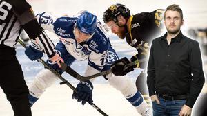 Andreas Hanson om AIK och Leksand.