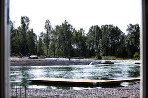 Falu Vildvattenpark.